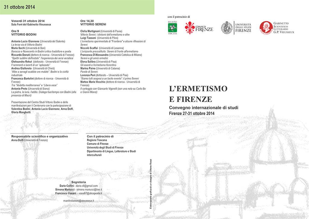 ermetismo-firenze_27-31-ottobre-1