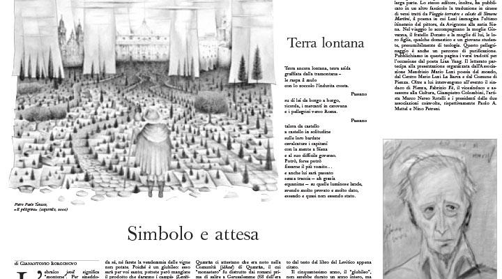 Il cammino del giubileo nella visione di Mario Luzi